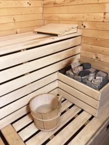 sauna w ośrodku leczenia uzależnień