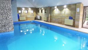 basen w ośrodku leczenia uzależnień